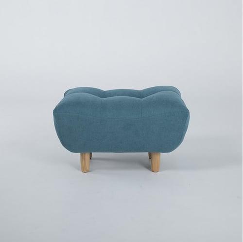 Ebonia - Sofa Tiffany Stool 1 Dudukan