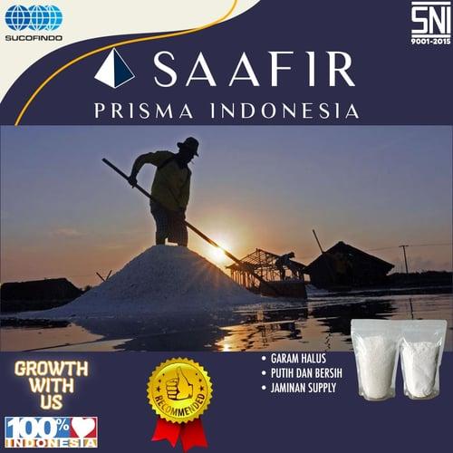 Garam Industri  Grade 1  NaCl Up 94 Persen 50 KG