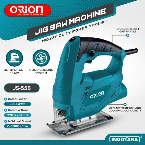 Mesin Gergaji kayu / Jig Saw Machine Orion JS-55B