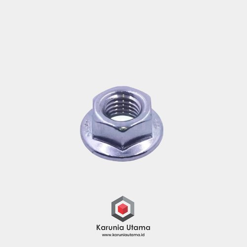 SUS 304 Flange Nut M5 ( Stainless )