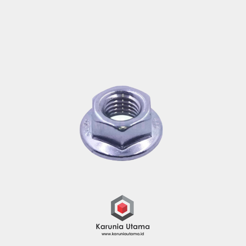 SUS 304 Flange Nut M6 ( Stainless )