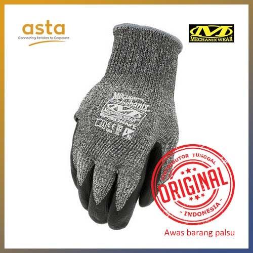 Sarung Tangan Safety Glove Speed Knit CR5 Mechanix Wear