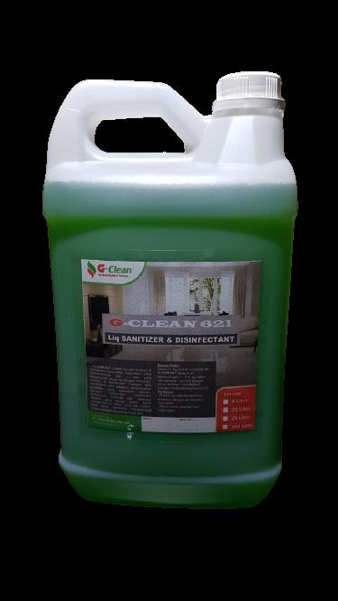 Liquid Sanitizer & Desinfectant
