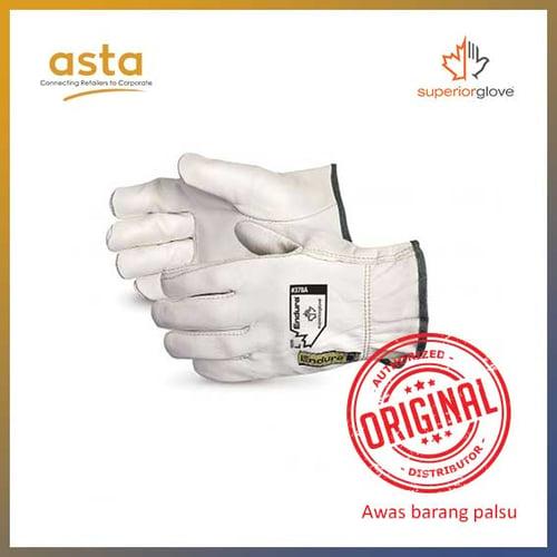 Sarung Tangan Endura Cowhide Leather Driver Gloves Superior Glove 378A