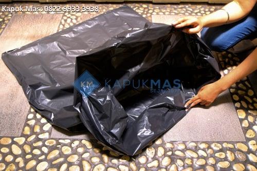 Plastik Sampah Bening /  Plastik Sampah 90 X 120
