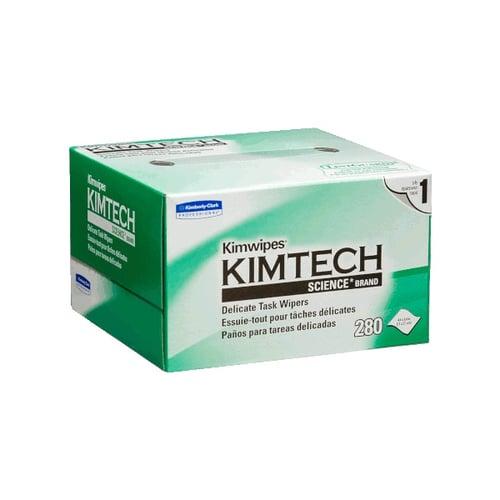 Tissue Lensa Kamera Lap Kacamata Kimtech Science KimWipes Delicate Task Wipers 280 Sheet