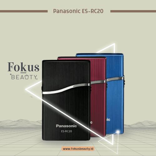 Card Shaver Panasonic ES-RC20