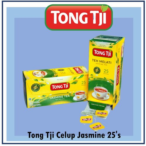 Tong Tji Celup Jasmine Non Envelope 25 bag