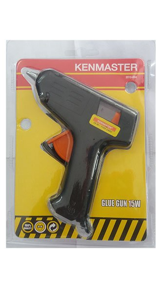 Kenmaster Tembakan Lem / Glue Gun 15 Watt