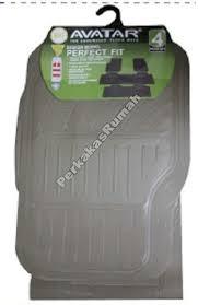 KENMASTER Karpet Mobil 4 Pcs