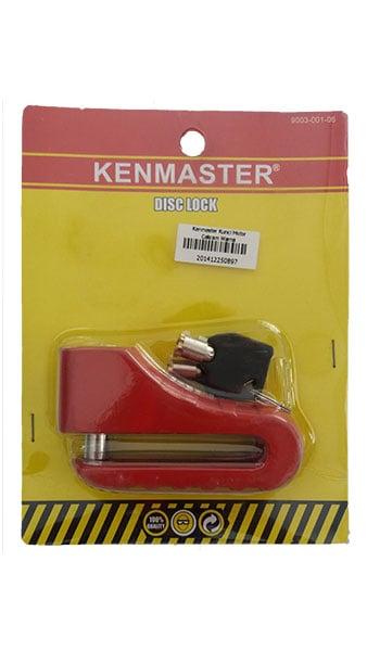 KENMASTER Kunci Motor Cakram Warna