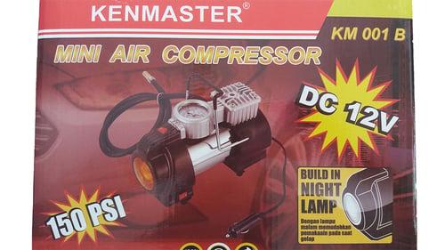 KENMASTER Mini Air Compressor KM 001B