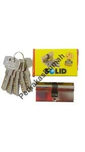 SOLID Security Double Cylinder DC 02-60