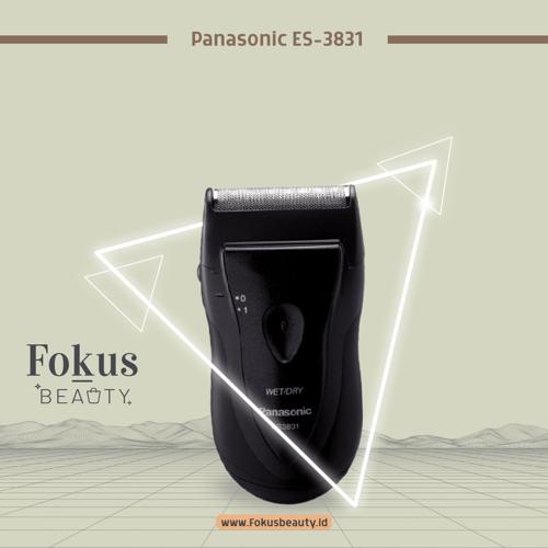 Shaver Panasonic ES-3831