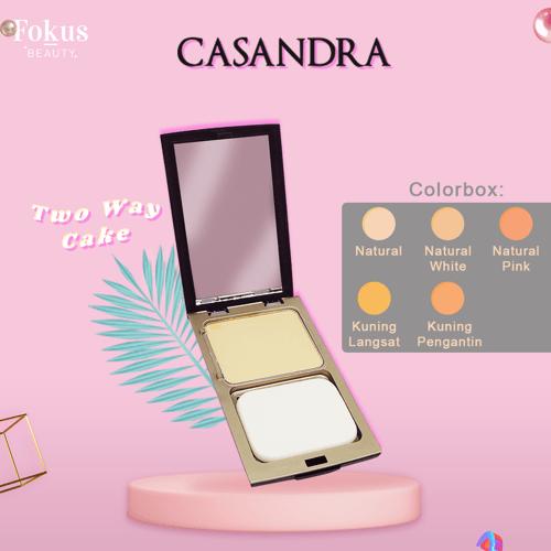 Casandra Two Way Cake-Natural