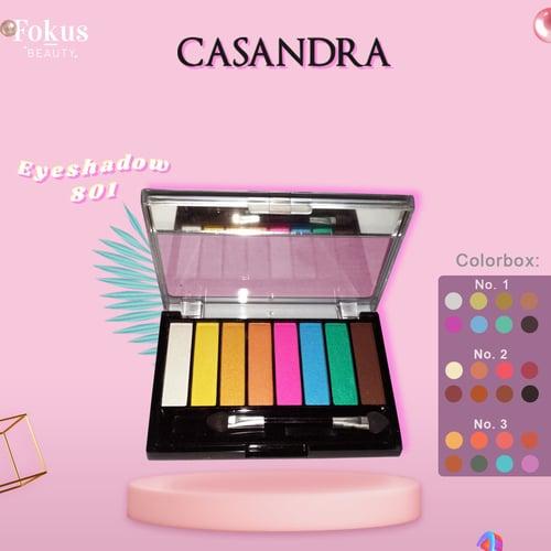 Casandra Eyeshadow 801-
