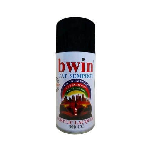 Cat semprot aerosol BWIN undercoat cat dasar warna Flat White 8997 isi 300cc