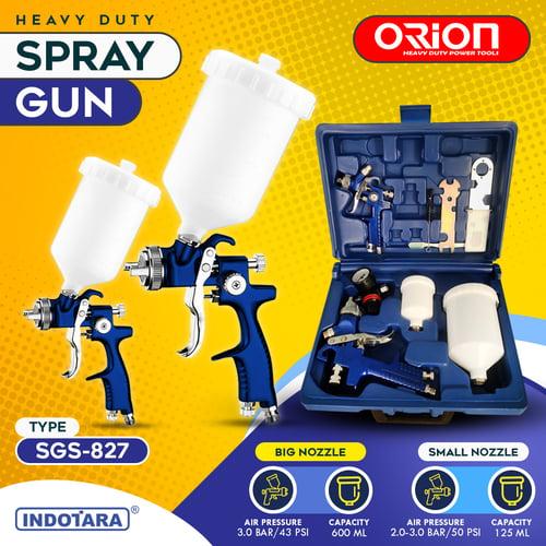 Alat Semprotan Cat Spray Gun Air Dust Orion SGS-827