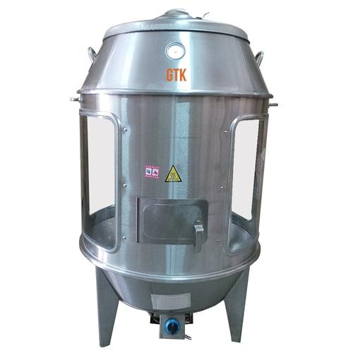 GUATAKA GLASS DUCK ROASTER GAS/CHARCOAL