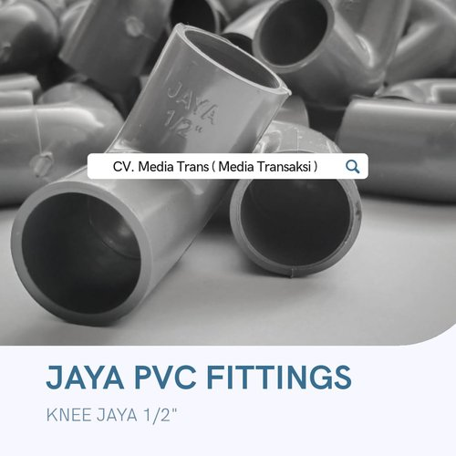 KNEE ELBOW SETENGAH INCH FITTING JAYA
