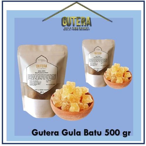 Gutera Gula Batu 500 gr