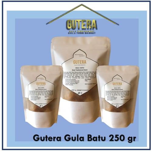 Gutera Gula Batu 250 gr Manis dan Sehat