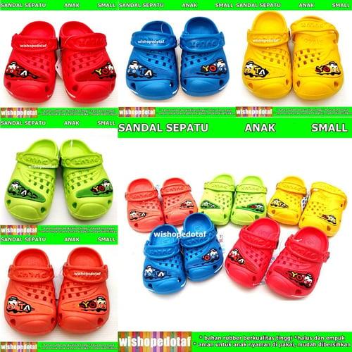 Sendal Sepatu Anak Bis Lucu