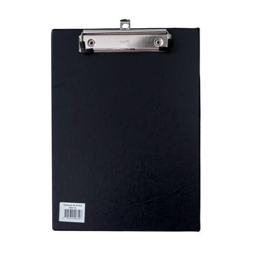 BANTEX Clipboard A5 Black 4206 10