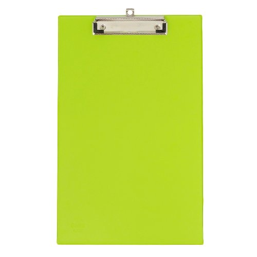 BANTEX Clipboard Folio Lime 4205 65