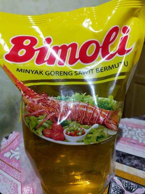Minyak Goreng Bimoli 2L (1 dus)