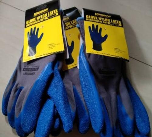 Sarung Tangan Glove Nylon Latex