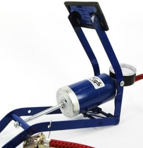 Pompa Ban Sepeda Motor Mobil/Kompa injak