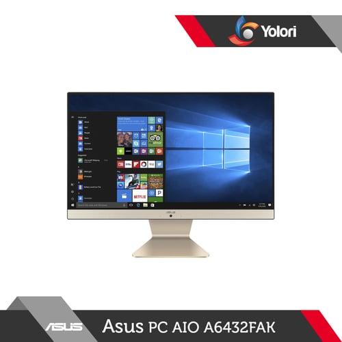 Asus AIO A6432FAK-BA341TS Ci3-10110U 4GB 1TB Intel UHD Windows 10