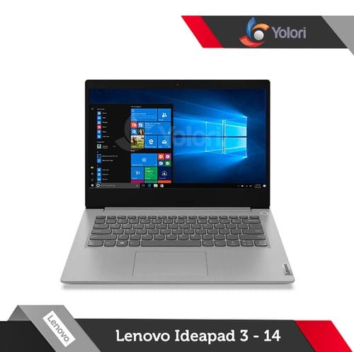 Lenovo IdeaPad Slim 3i-14IGL05 Cel-N4020 4GB 256GB Intel UHD Windows 10 Grey + OHS 2019