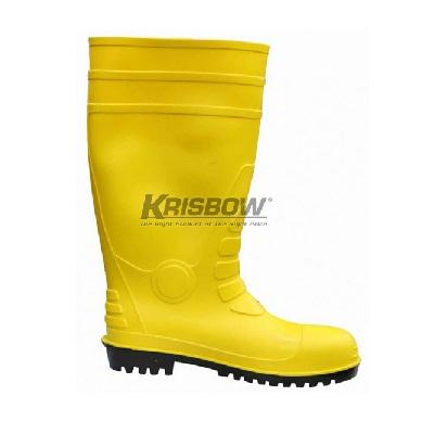 Sepatu Bot Safety Boots Uk.39-44 Krisbow 10095007-09