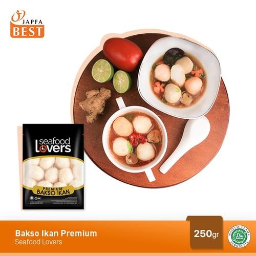 Bakso Ikan Premium Seafood Lovers 250 gr