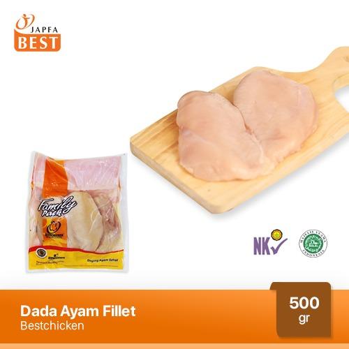 Daging Fillet Dada Ayam 500 gr