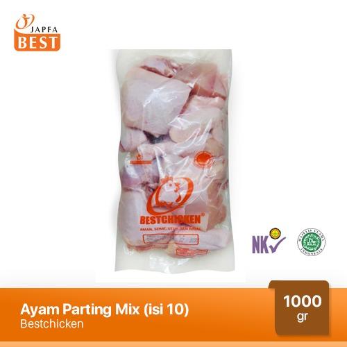 Daging Ayam Potongan 10 pcs / Cut Up 10 - 1000 gr