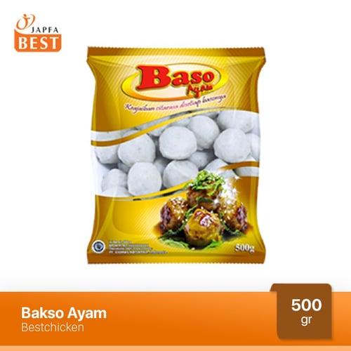 Bakso Ayam Bestchicken 500 gr