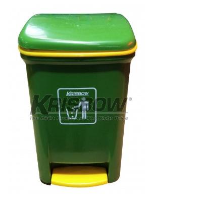 Tempat Sampah Dust Bin 8L With Pedal Krisbow 10154254-56