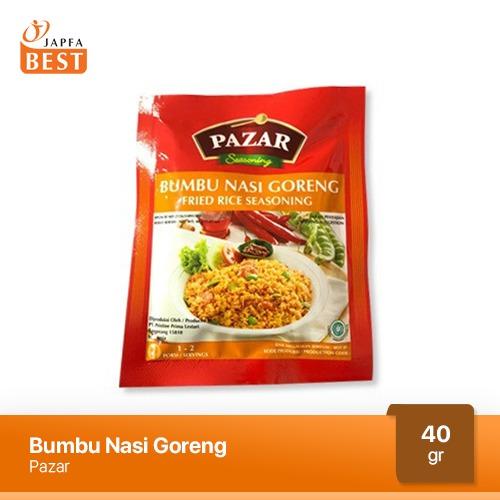 Bumbu Nasi Goreng Pazar 40  gr