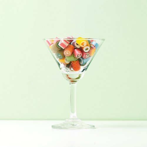 DARANGDARANG Fruits Mix Handmade Candy
