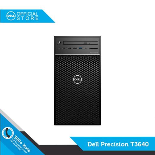 Dell Precision T3640, Xeon W-1250, 8GB, 2TB, Nvidia QUadro P620, Windows 10 Pro