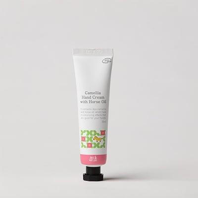 JEJUINDI Camellia Hand Cream 35ml