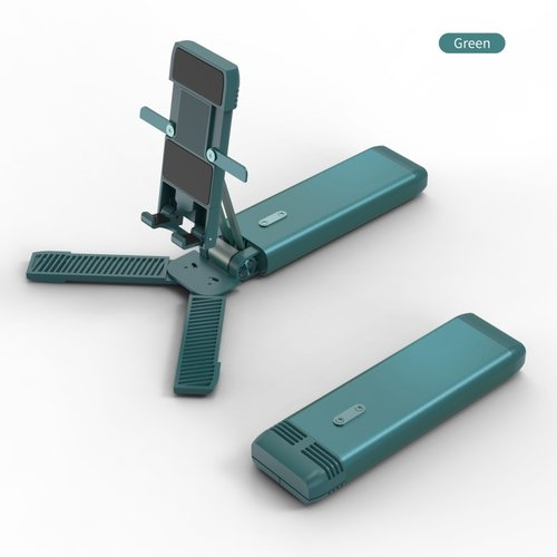 Fully Foldable Cell Phone Holder Tablet Stand desktop