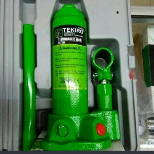TEKIRO - Dongkrak Botol 2 Ton dongkrak mobil Hydraulic