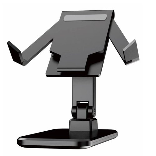 Mobile Pad stand phone holder dudukan meja Foldable