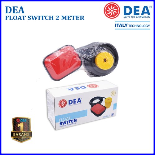 Otomatis Pompa Celup (Float Switch) 2M (Spare part Pompa Air)