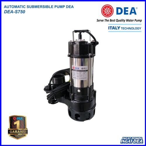 Pompa celup DEA S750 / Submersible pump DEA S750 3 inch