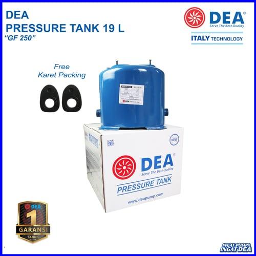 Tangki / Tabung Angin GF 250 (Pressure Tank) 19L - Pump Parts